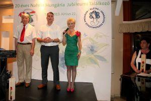 20 éves Nahrin Hungária Jubileumi Találkozó Tata - 2013.06.22.