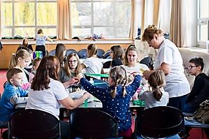 86. Életfa Konferencia Gyerek Klub