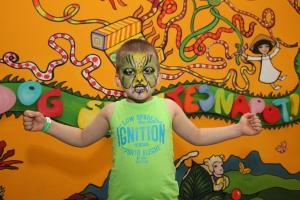 5 éves Gyerek Klub Születésnapi Party