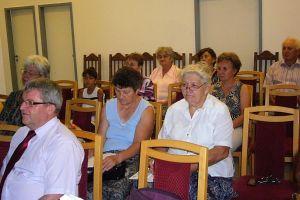 Csoporttalálkozó 2012 augusztus